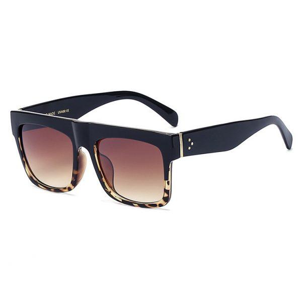 Famous Fashion Trendsetter Kim Kardashian Square Celebrity Italy Sunglasses Lady UV400 Women Men Sun Glasses 50S Female Hot Sale Brand Designer 5