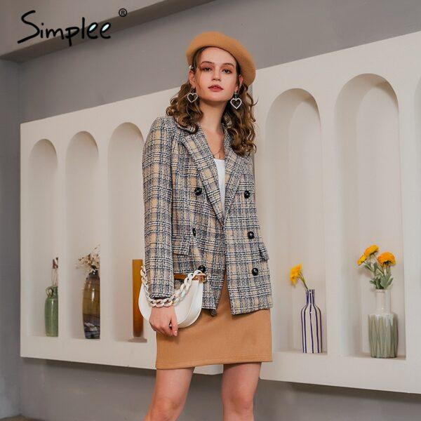Simplee-Elegant-autumn-winter-plaid-women-blazer-coat-Causal-long-sleeve-tweed-coat-short-Office-ladies-3.jpg