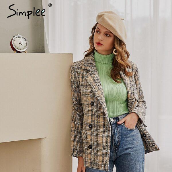 Simplee-Elegant-autumn-winter-plaid-women-blazer-coat-Causal-long-sleeve-tweed-coat-short-Office-ladies-4.jpg